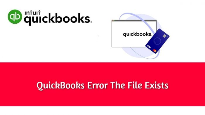 """Situations when """"The File Exists"""" Occurs"""