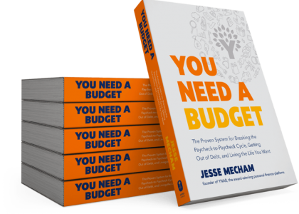 You Need A Budget (YNAB): Book Review