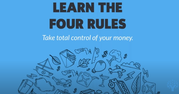 Four Rules Of YNAB: Quick Overview