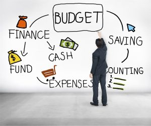 improve your financial health with budgets and savings
